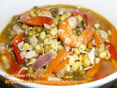 Sautéed Mung Bean Sprouts Recipe