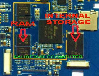 cara menambah memory handphone
