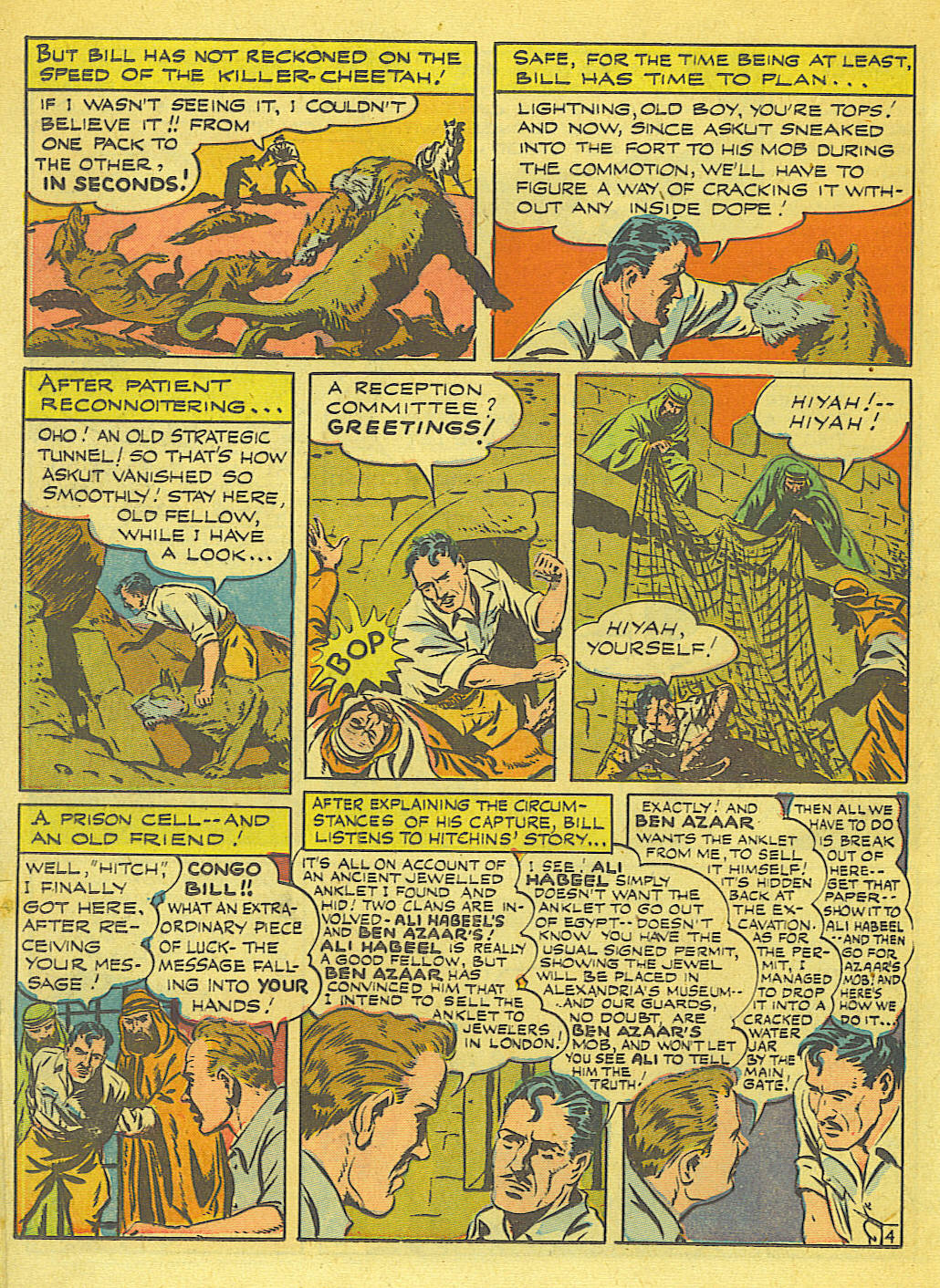 Read online Action Comics (1938) comic -  Issue #71 - 33