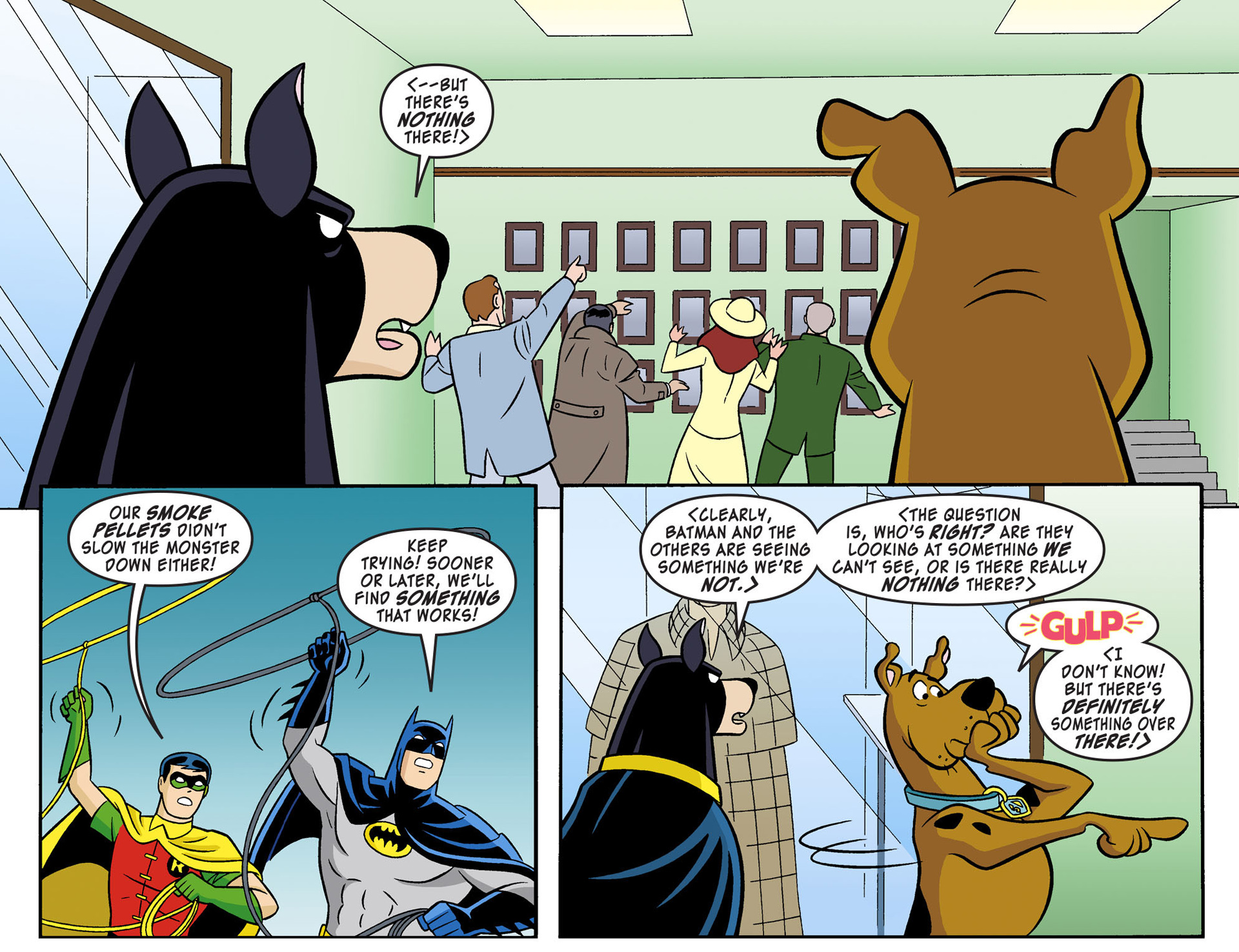 Read online Scooby-Doo! Team-Up comic -  Issue #3 - 13