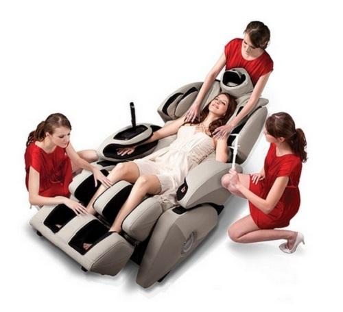 Cách sử dụng và bảo quản ghế massage toàn thân chính hãng tại nhà