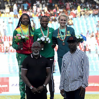 Asaba 2018 african athletic championship photo album , Stephen keshi stadium