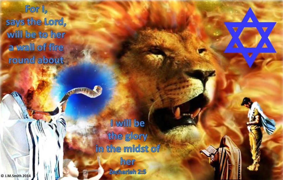 Yeshua: The Lion of Judah