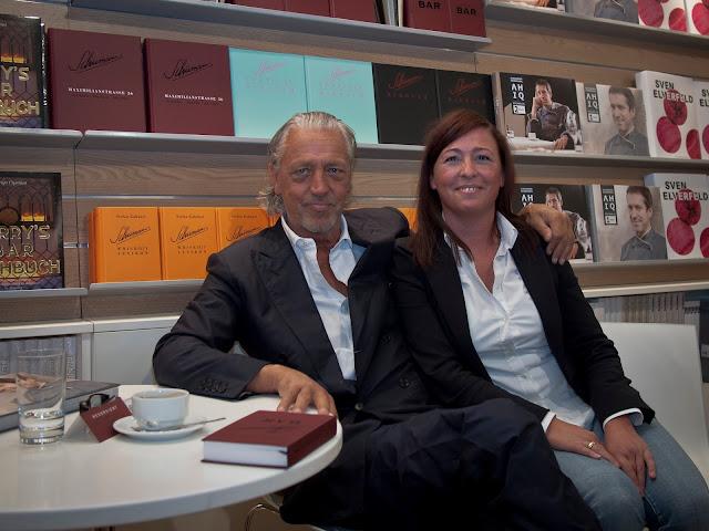Astrid Paul und Charles Schumann - eine Freundschaft für's Leben. Nicht. | Arthurs Tochter Kocht von Astrid Paul