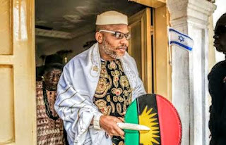 Before, During and After Nnamdi KANU