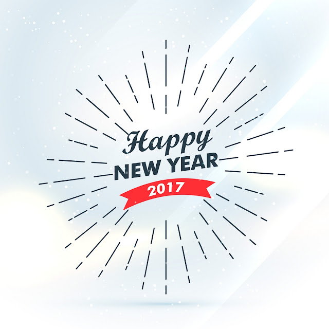 Happy New Year 2017 Wallpaper Free Download
