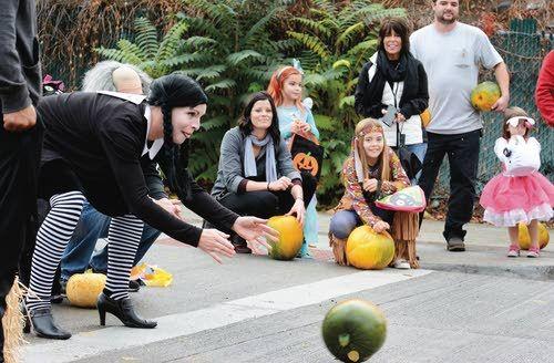 Gourd Games