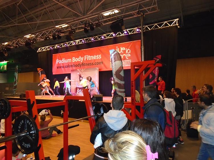 Sant forme bonheur le salon body fitness aura lieu for Les salons porte de versailles 2016