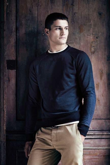 Primark online: jersey y chinos de Farrell