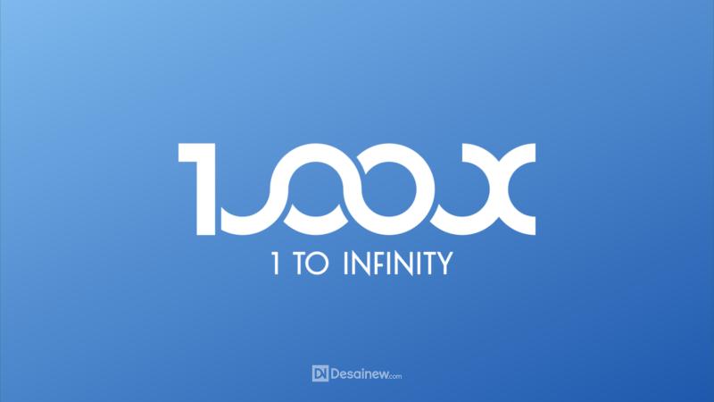One to Infinity Logo Design Project Desainew Studio