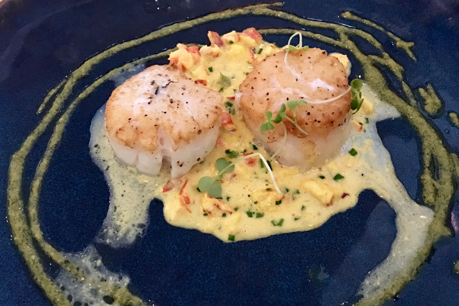 Lobster Risotto Delia | Lobster House