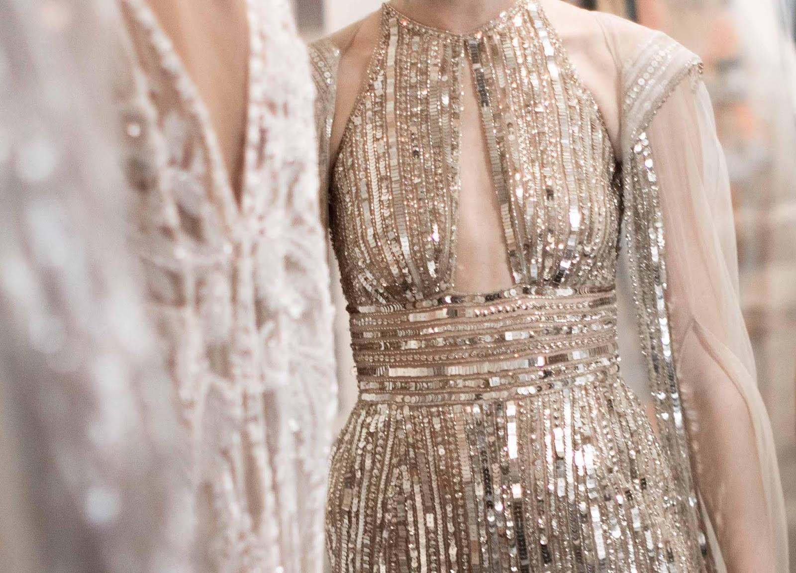 Breathtaking Bridal Collection: Naeem Khan