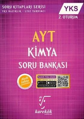 Karekök AYT Kimya Soru Bankası PDF
