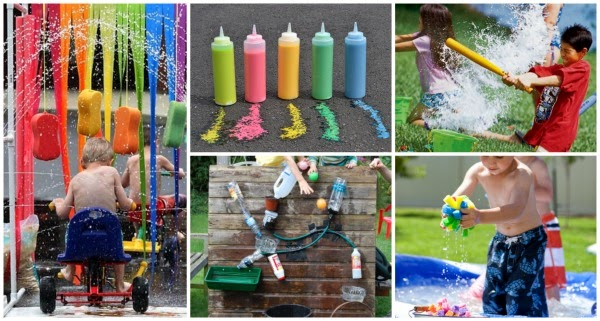 25 SUPER FUN Outdoor Activities for Kids