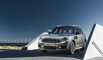 Λανσάρισμα του MINI Cooper S E Countryman ALL4
