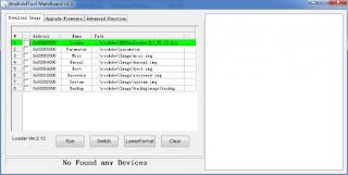 AndroidTool Untuk Flash img berdasarkan partisi