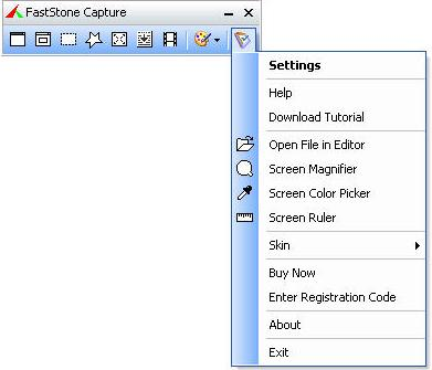 FASTSTONE CAPTURE PORTABLE APP PER WINDOWS 7
