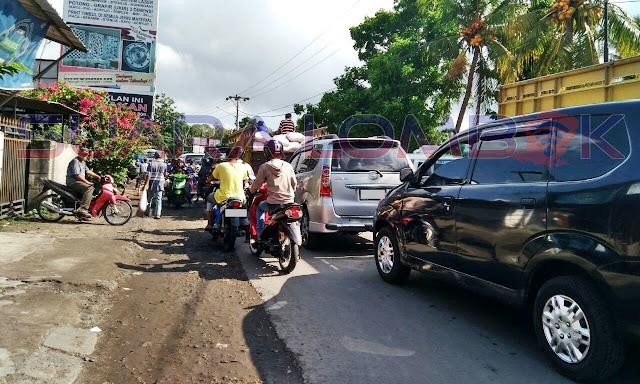 Kemacetan Pasar Kediri Butuh Solusi