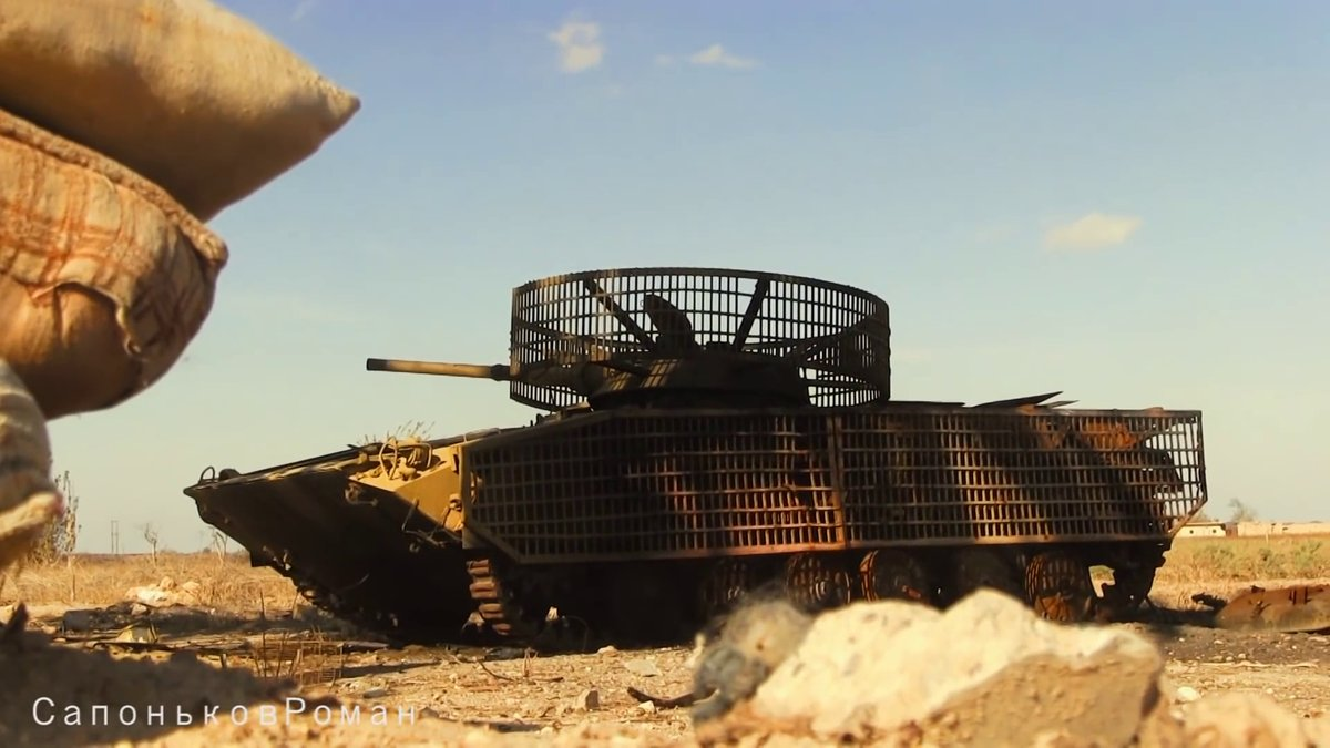 Rat u Siriji, 2017  godina
