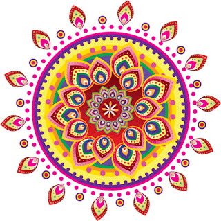 #1 Best Rangoli Design 2017