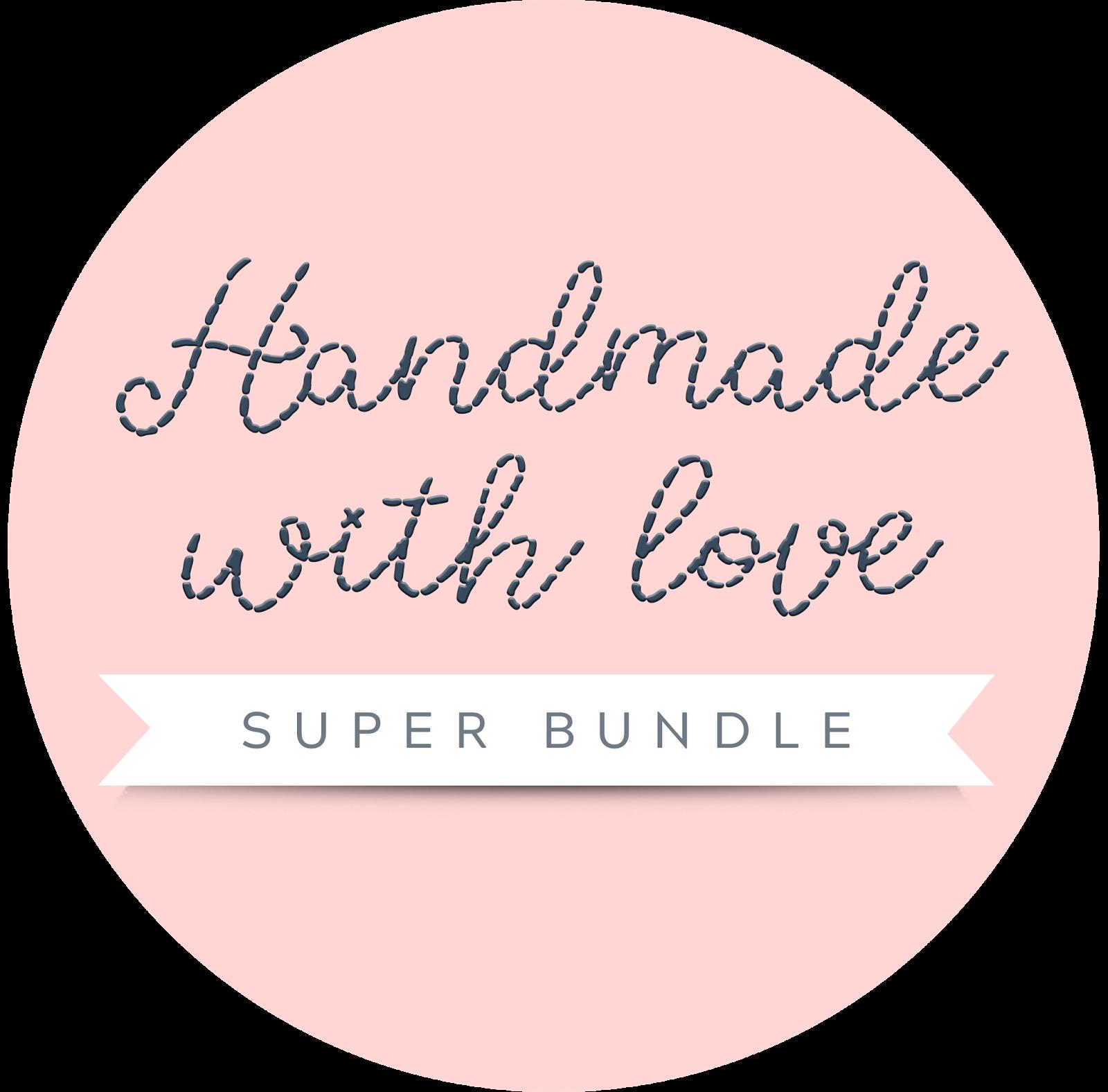 Handmade With Love Super Bundle