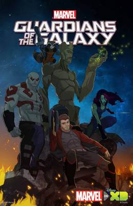 Guardians Of The Galaxy Episódios