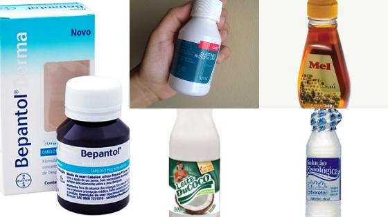 produtos para hidratar cabelo seco