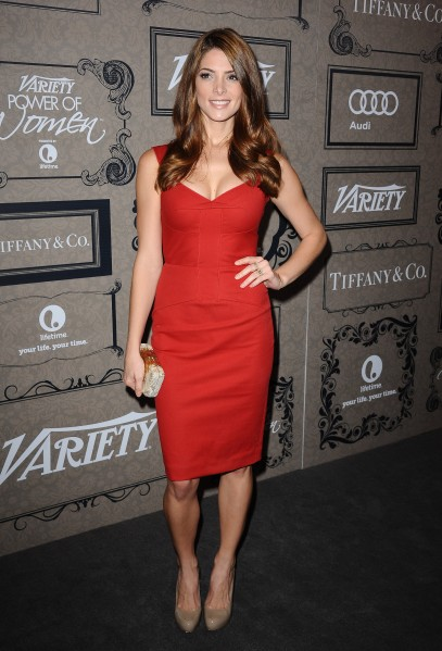 Ashley Greene at the 4th Annual Variety Power of Women ...