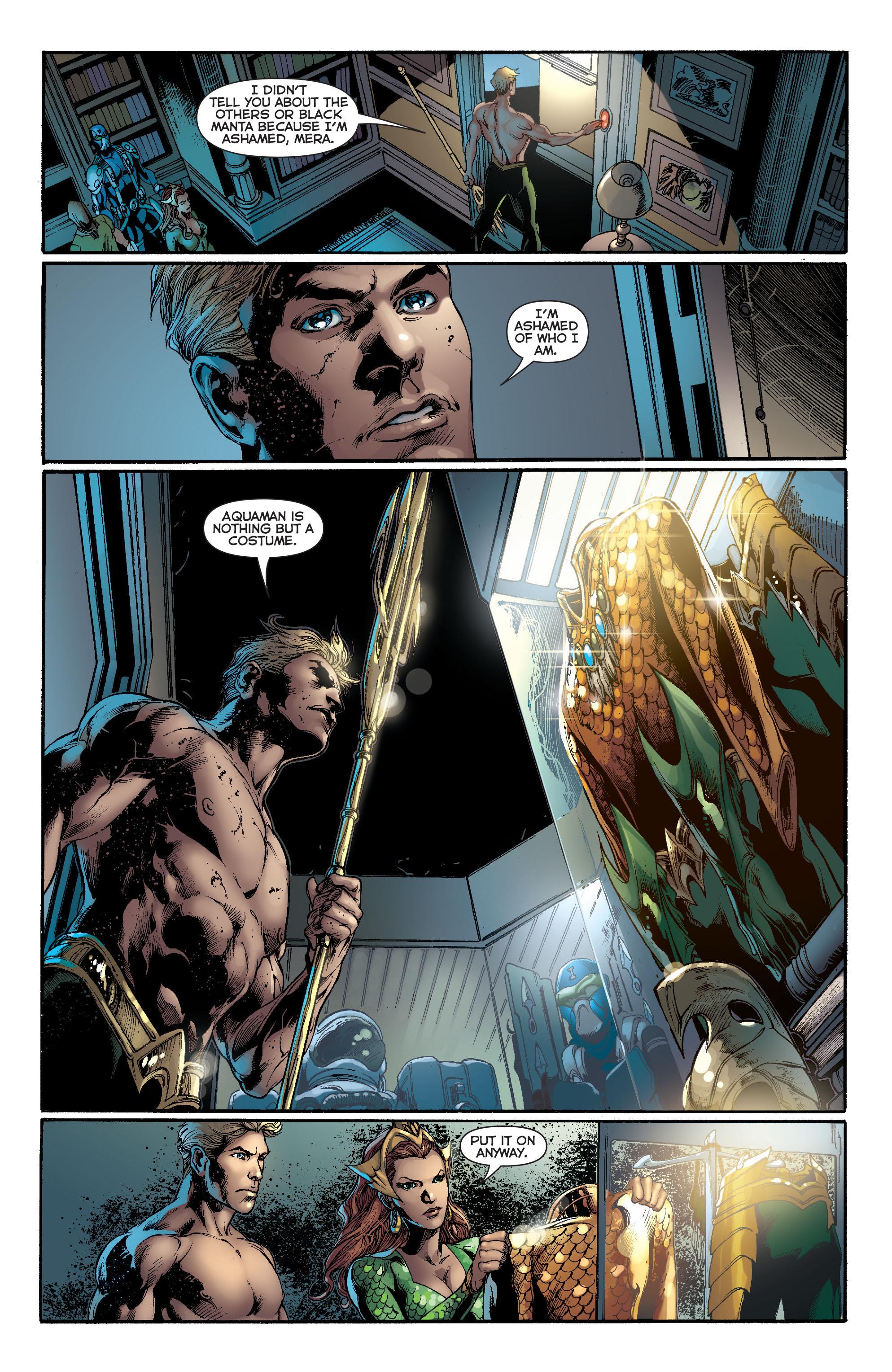 Read online Aquaman (2011) comic -  Issue #13 - 7