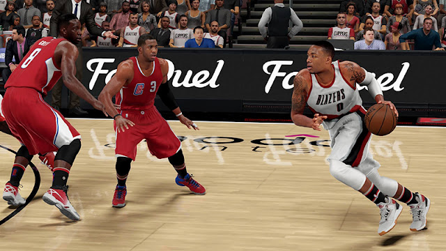 NBA 2K16 Roster Update March 12, 2016