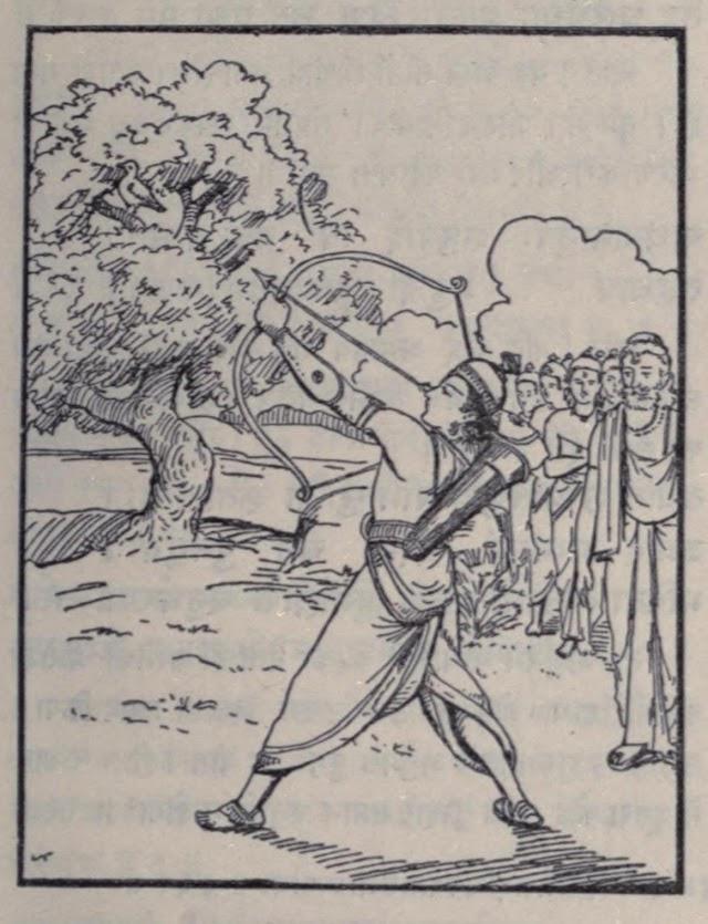 महाभारत के प्रवीण द्रोणाचार्य का अनोखा कहानी.Pravin Dronacharya's unique story of Mahabharata in hindi.