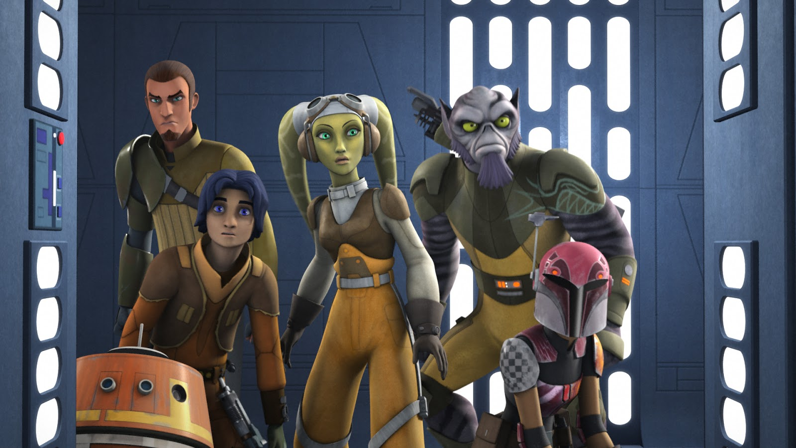 Tv With Thinus Star Wars Rebels Cancelled Upcoming 4th Season The Last On Disney Xd Final 15 Episodes Will Be Darker In Tone