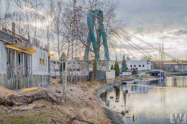 Pierwszy wieżowiec w Bydgoszczy - River Tower