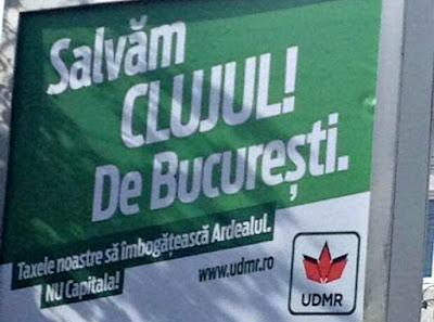 választási kampány, RMDSZ, Kolozsvár, parlamenti választások, Románia, Kovács Péter, salvam clujul de