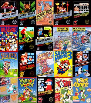 Download 300 Lebih Game NES (Nintendo) Gratis Dan Lengkap