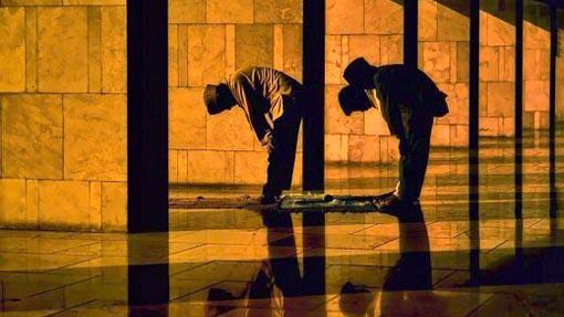 Rasulullah SAW: Rahasia di Balik Sholat Lima Waktu