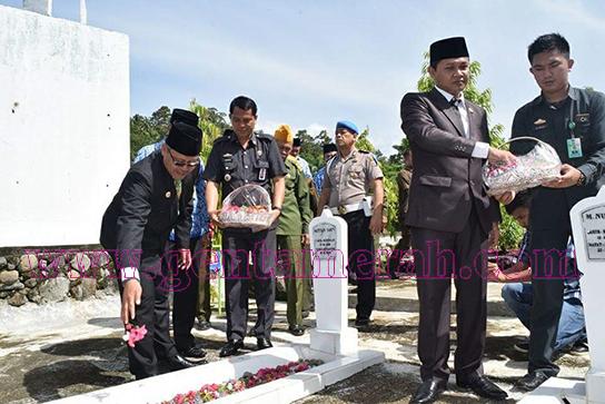 Pemkab Tanggamus Gelar Peringatan Empat Hari Bersejarah