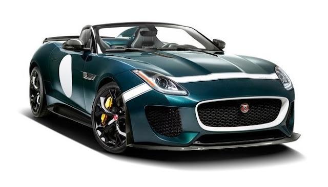 Supercar jaguar harga dan spesifikasi