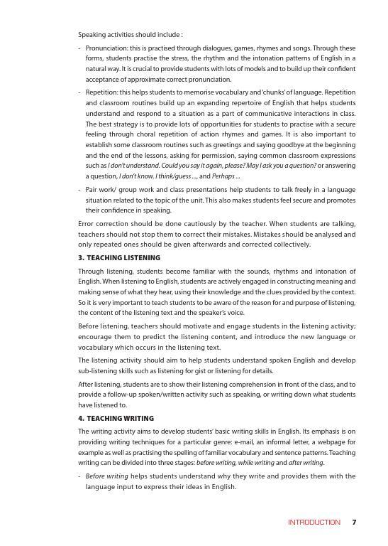 Trang 6 sach Sách Giáo Viên Tiếng Anh 6 Tập 1