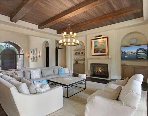 Meditteranean Home Interior Design Ideas; Luxury, Modern