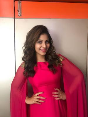 Actress Anjali Latest Stills at Balloon Movie Audio Launch