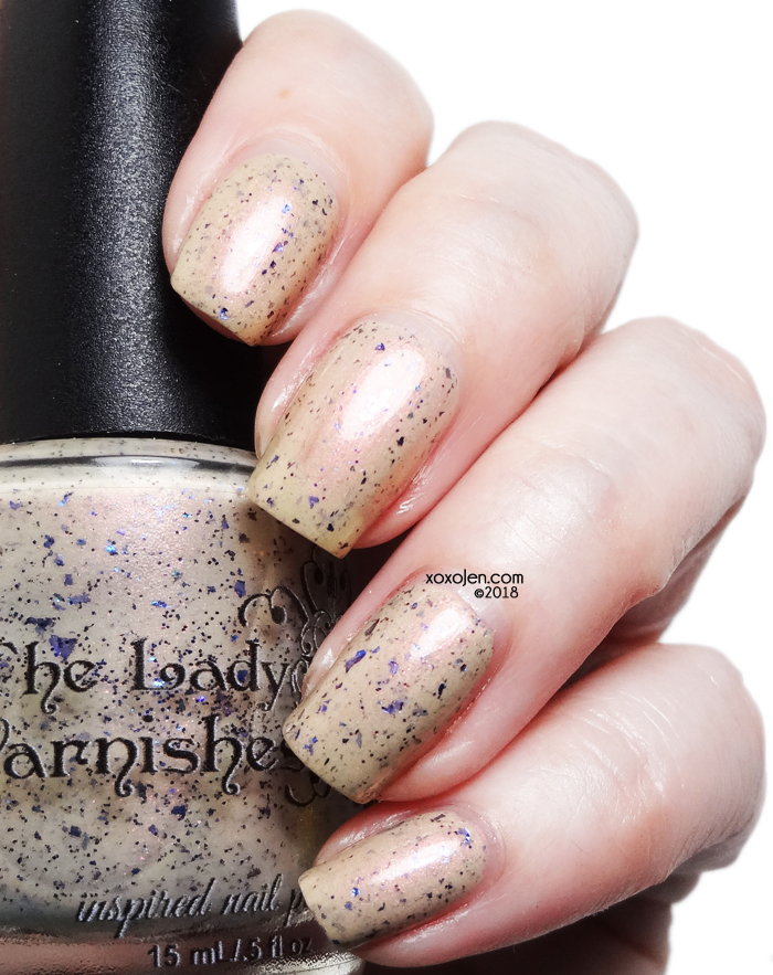 xoxoJen's swatch of The Lady Varnishes Nobody's That Heartless