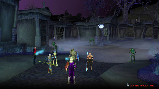 EverQuest Titanium Gameplay Screenshot 4