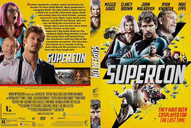 Supercon DVD Cover