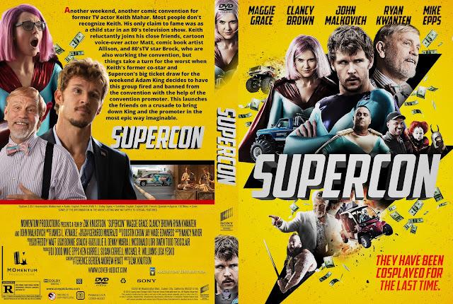 Supercon DVD Cover