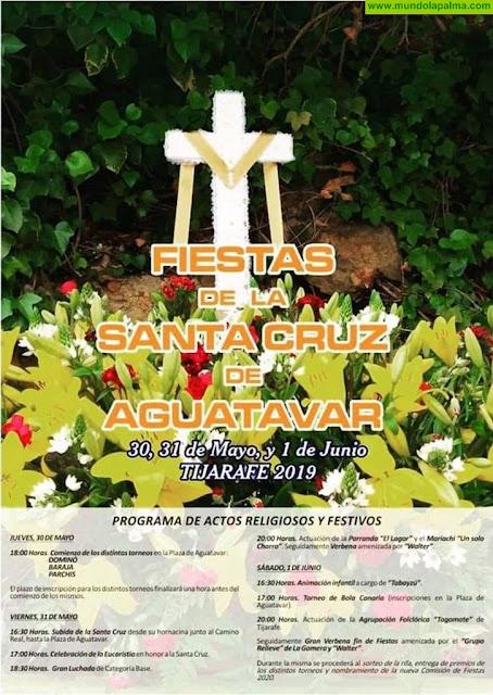 Fiestas de La Cruz de Aguatavar en Tijarafe