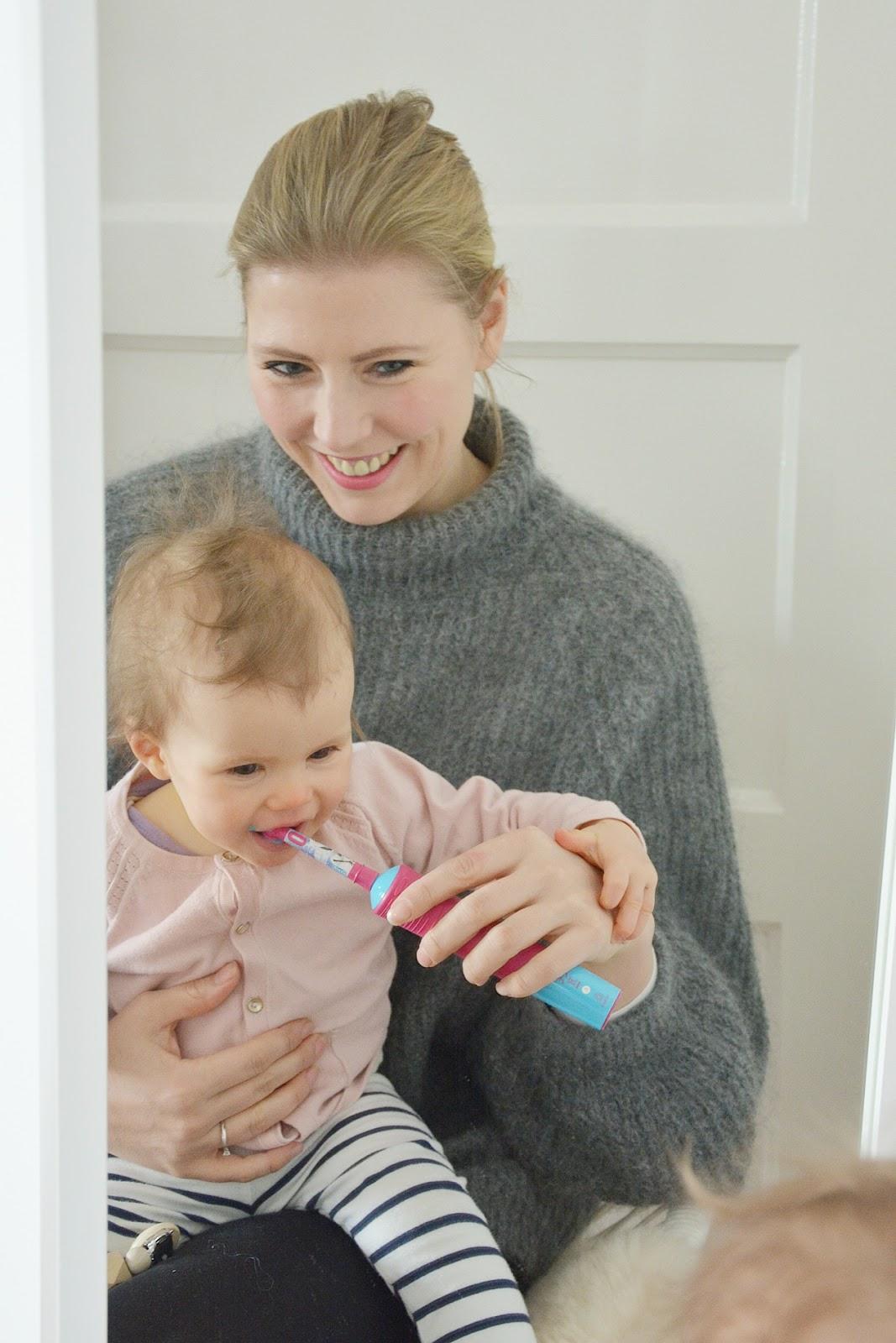 Zahnpflege Routine Bei Babys Tipps Tricks Plus Gewinnspiel