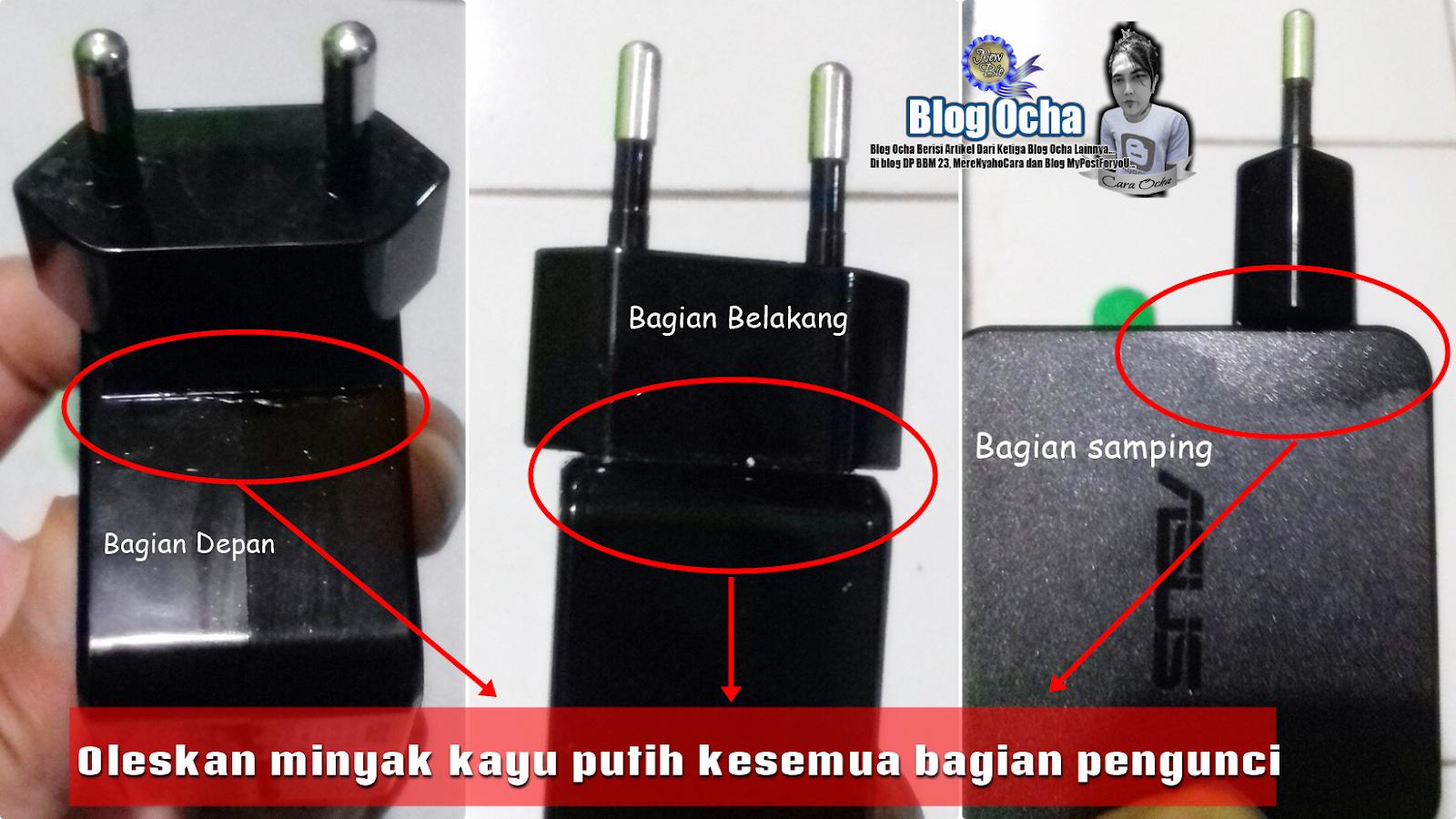 Cara Membuka Dan Memperbaiki Adapter Charger Laptop Asus X441S