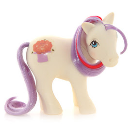 My Little Pony Magic Hat Year Six Magic Message Ponies G1 Pony