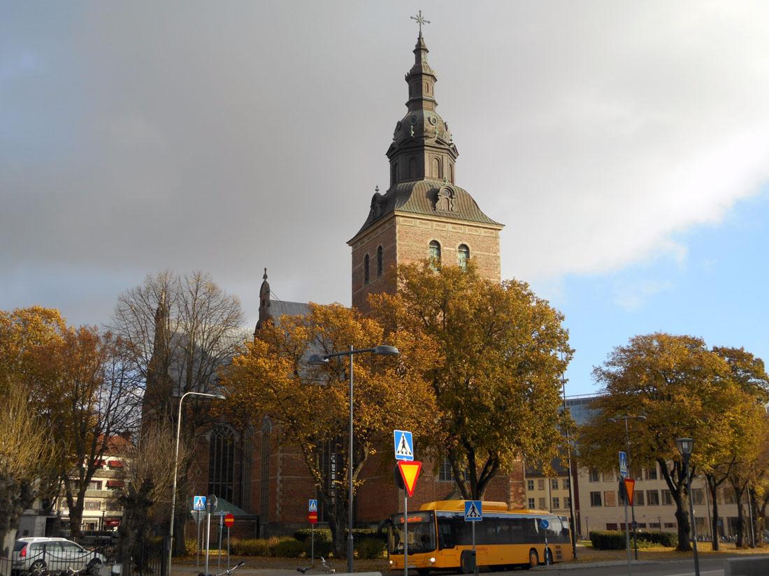 La chiesa a Kristianstad